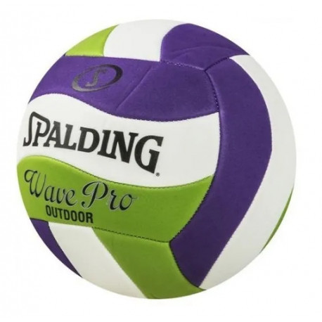 Pelota De Voley Spalding Wave Pro Multicolor